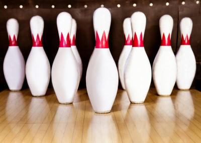 Pins-bowl
