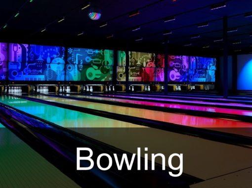 Bowling beperkt geopend