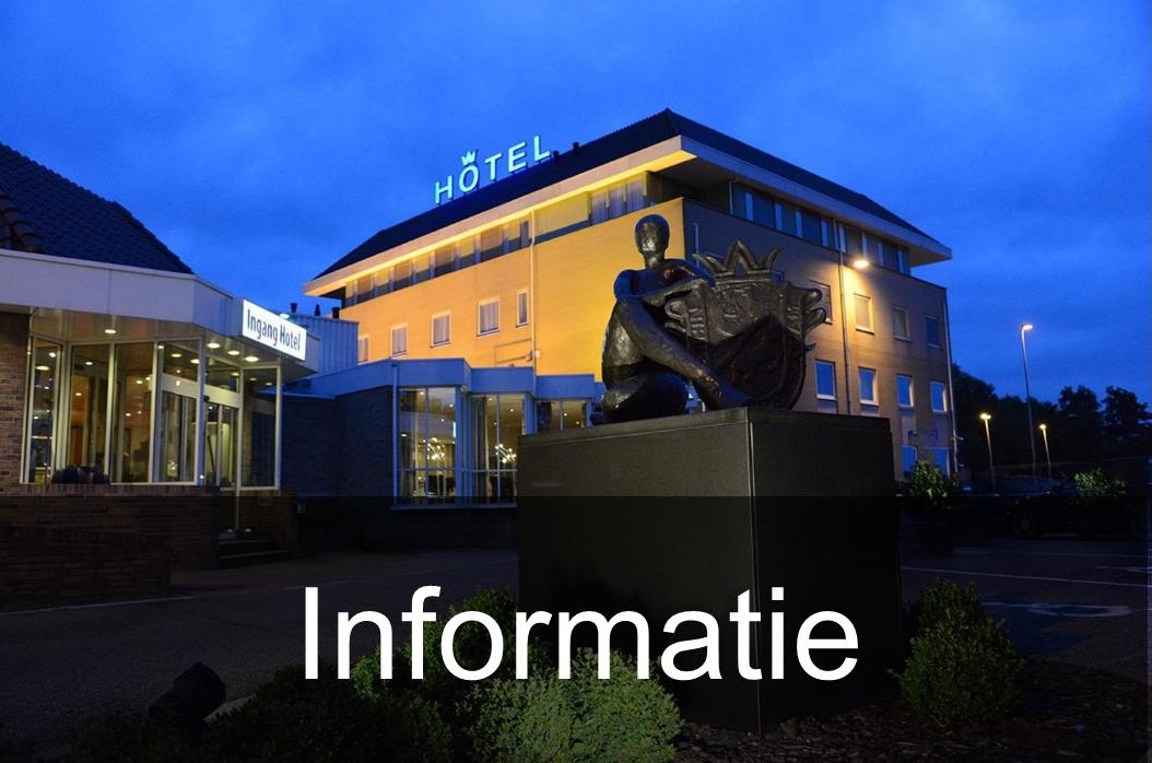 Hotelinformatie | de zoete Inval