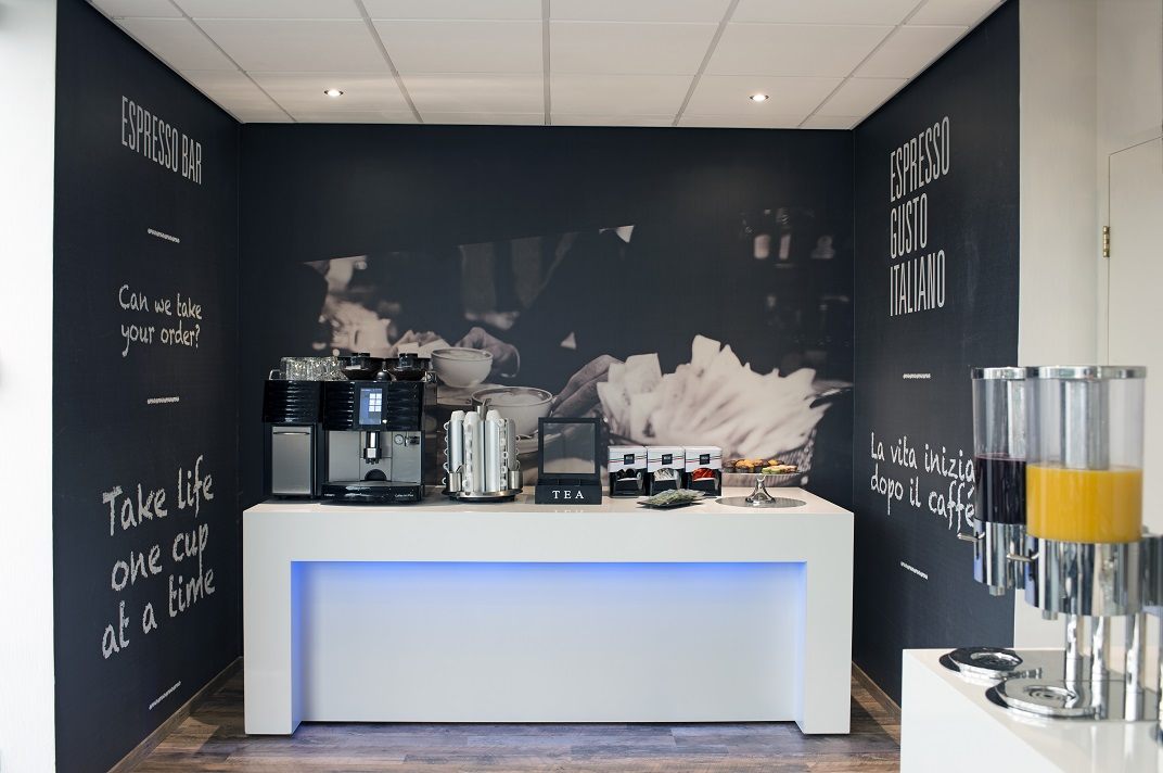 Koffiecorner | De Zoete Inval