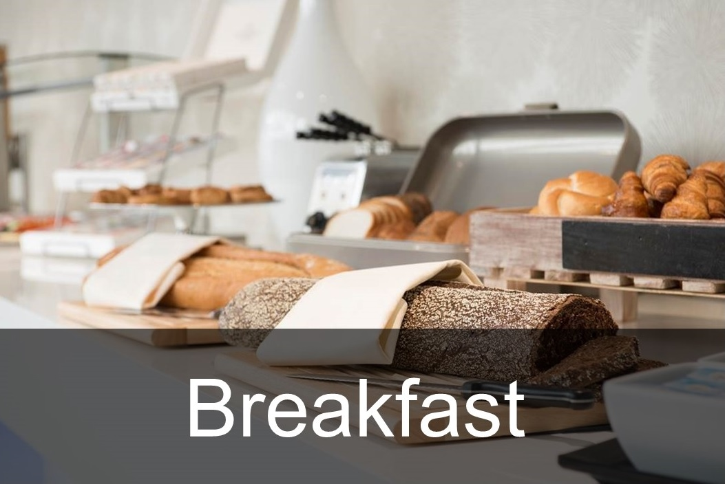 Breakfast | De Zoete Inval