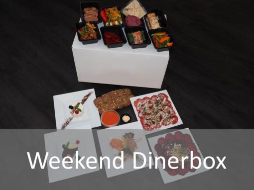 Weekend dinerbox