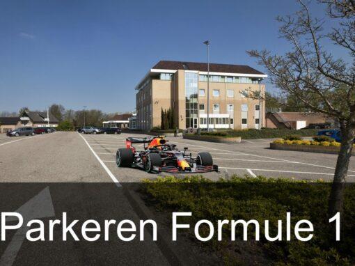 Parkeren formule1