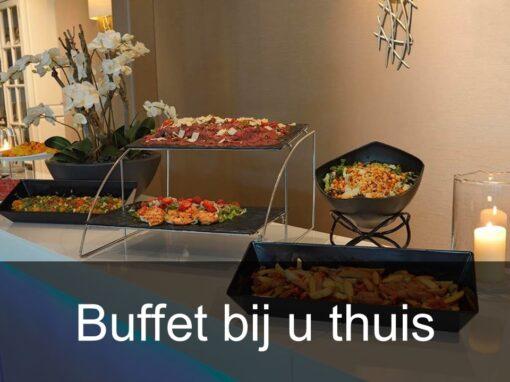 Buffet bij u thuis